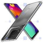 قاب ژله ای Samsung Galaxy F62 مدل شفاف