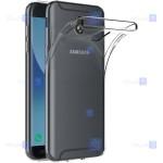 قاب ژله ای Samsung Galaxy J7 2017 مدل شفاف