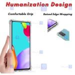 قاب ژله ای Samsung Galaxy A52 5G / 4G مدل کپسول دار