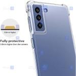 قاب ژله ای Samsung Galaxy S21 FE 5G مدل کپسول دار
