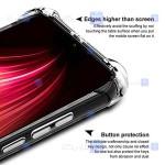 قاب ژله ای Xiaomi Redmi Note 8 2021 مدل کپسول دار