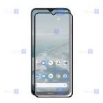 گلس تمام چسب Nokia G20 مدل تمام صفحه