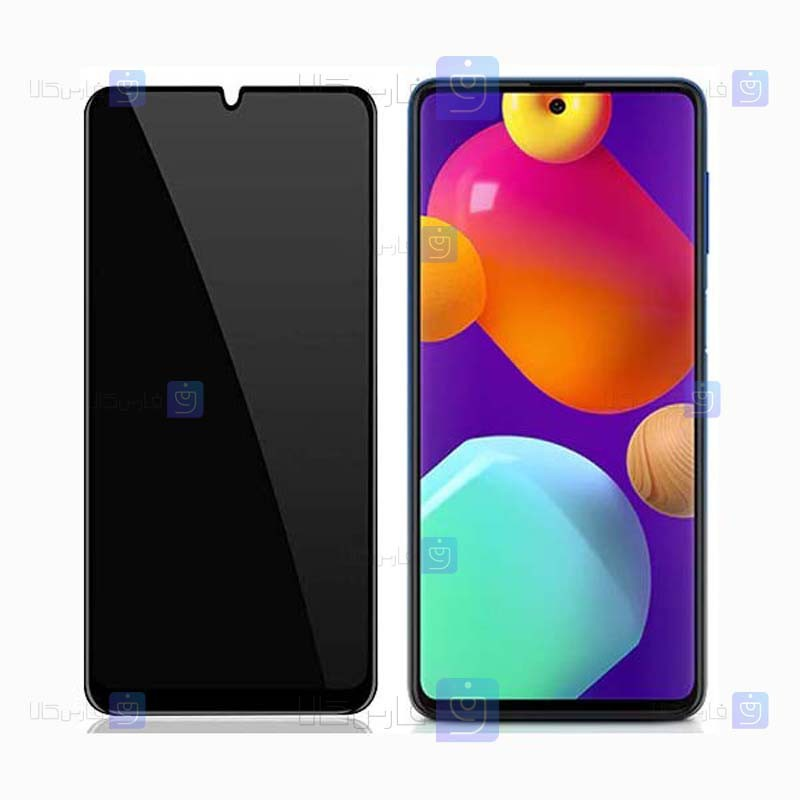 محافظ صفحه سرامیکی Samsung Galaxy F62 مدل حریم شخصی