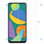 محافظ صفحه Samsung Galaxy F52 5G مدل شیشه ای