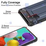 قاب ضد ضربه Samsung Galaxy A51 مدل Hard Shell