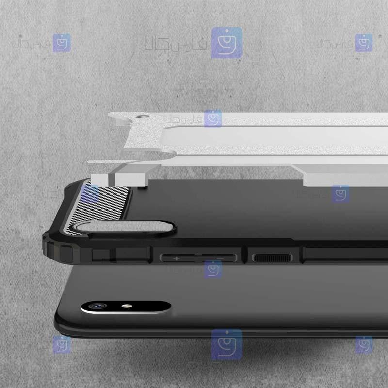 قاب ضد ضربه Xiaomi Redmi 9A مدل Hard Shell