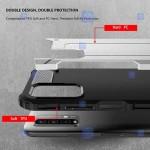 قاب ضد ضربه Xiaomi Redmi 9T مدل Hard Shell