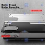 قاب ضد ضربه Xiaomi Redmi K40 مدل Hard Shell