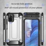 قاب ضد ضربه Xiaomi Redmi Note 10 4G مدل Hard Shell
