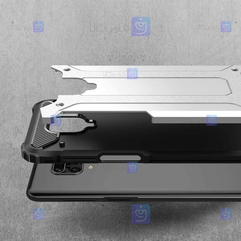 قاب ضد ضربه Xiaomi Redmi Note 9 Pro Max مدل Hard Shell
