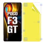 محافظ صفحه نانو Xiaomi Poco F3 GT مدل تمام صفحه