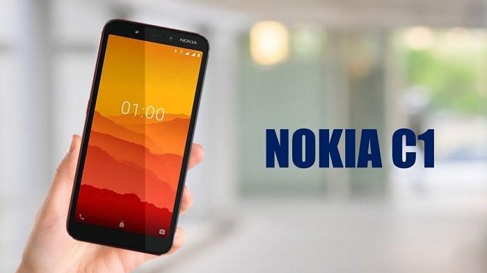گوشی Nokia C1 2nd Edition دو سیم کارت با ظرفیت 16 گیگابایت