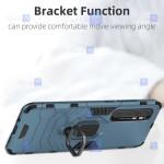 قاب ضد ضربه انگشتی Xiaomi Mi Note 10 Lite مدل Iron Man