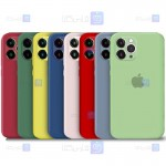 قاب سیلیکونی Apple iPhone 11 Pro مدل محافظ لنز دار