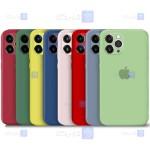 قاب سیلیکونی Apple iPhone 11 Pro Max مدل محافظ لنز دار