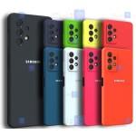 قاب سیلیکونی Samsung Galaxy A32 4G مدل محافظ لنز دار