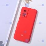 قاب سیلیکونی Xiaomi Redmi K30s Ultra مدل محافظ لنز دار