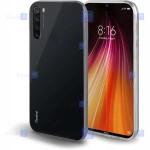 قاب ژله ای شفاف Xiaomi Redmi Note 8 2021 مدل 360 درجه