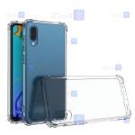 قاب شیشه ای - ژله ای Samsung Galaxy A02 مدل کپسول دار