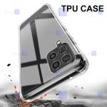 قاب شیشه ای - ژله ای Samsung Galaxy F62 مدل کپسول دار