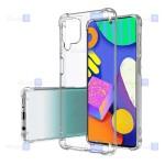 قاب شیشه ای - ژله ای Samsung Galaxy M62 مدل کپسول دار