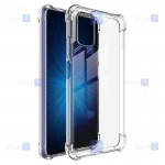 قاب کپسول دار Xiaomi Poco M3 مدل شیشه ای - ژله ای