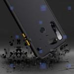 قاب پشت مات Xiaomi Redmi Note 8 2021 مدل Transparent Hybrid