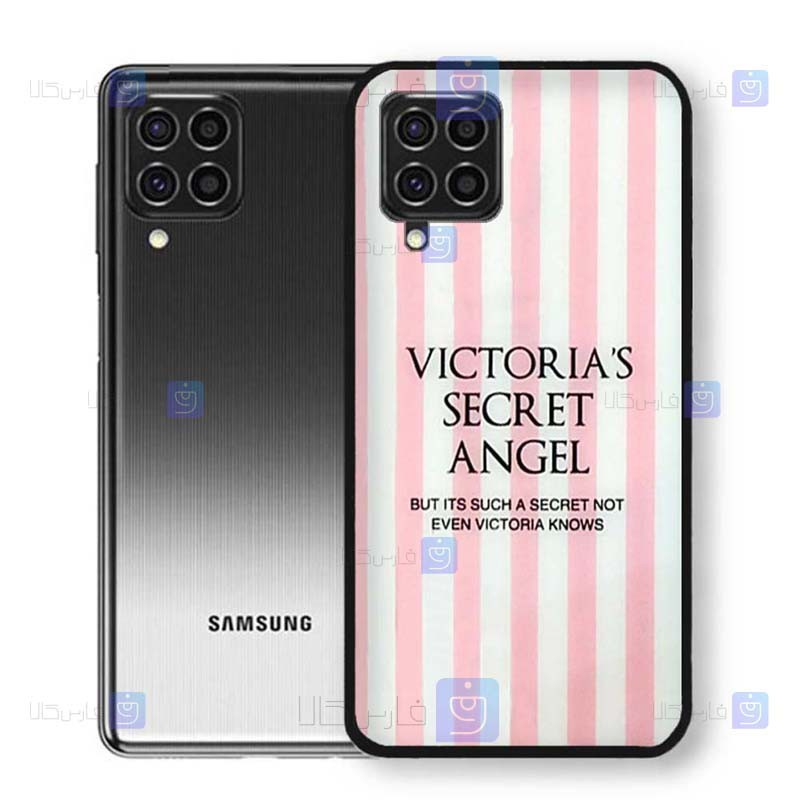 قاب فانتزی دخترانه Samsung Galaxy F62 مدل Victoria's Secret