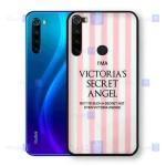 قاب فانتزی دخترانه Xiaomi Redmi Note 8 2021 مدل Victoria's Secret