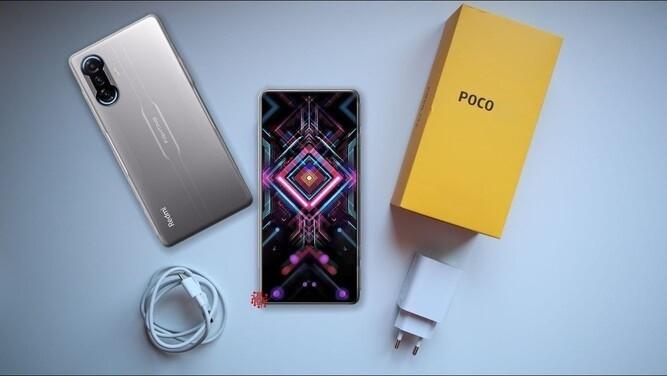 گوشی Xiaomi Poco F3 GT دو سیم کارت با ظرفیت 128 گیگابایت