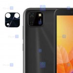 محافظ لنز دوربین Huawei Y5p مدل فلزی