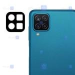 محافظ لنز دوربین Samsung Galaxy M12 مدل فلزی