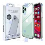 قاب شیشه ای – ژله ای Apple iPhone 11 Pro Max مدل Space Collection