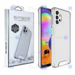 قاب شیشه ای – ژله ای Samsung Galaxy A32 5G مدل Space Collection