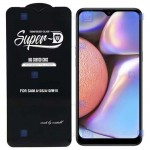 گلس فول Samsung Galaxy A10s مدل Super D