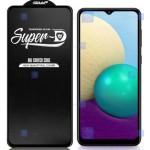 گلس فول Samsung Galaxy M02 مدل Super D
